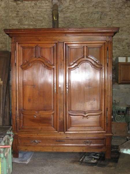 armoire louis xiv atelier redoules. Black Bedroom Furniture Sets. Home Design Ideas